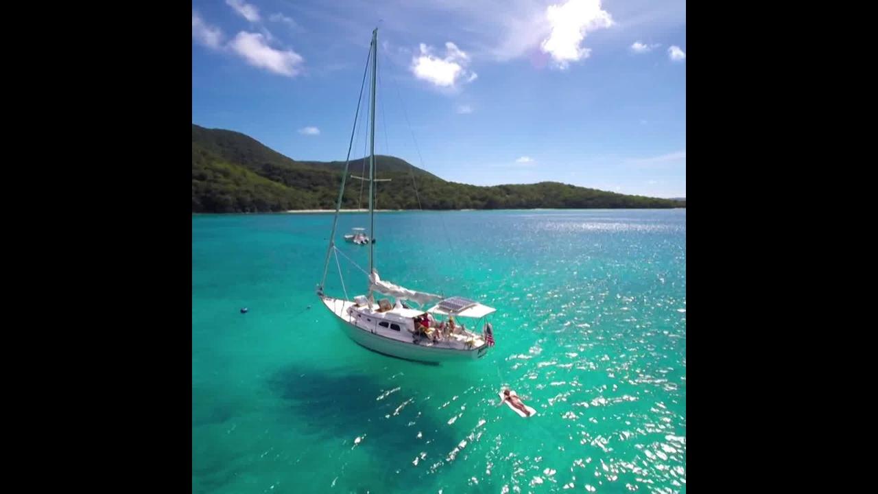 Praia no caribe, um lugar cercado por natureza maravilhoso!!!