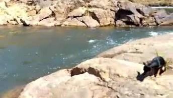 Rio Samburá, Um Lindo Rio Da Cidade De São Roque - Minas Gerais!