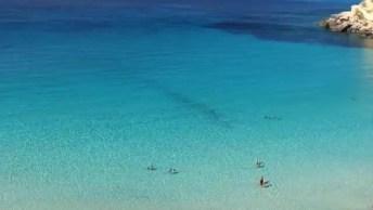 Spiaggia Dei Conigli Uma Praia De Águas Cristalinas, Um Verdadeiro Paraíso!