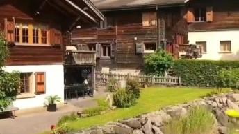 Veja Que Imagens Lindas Da Natureza Na Suíça, Um Lugar Para Se Apaixonar!