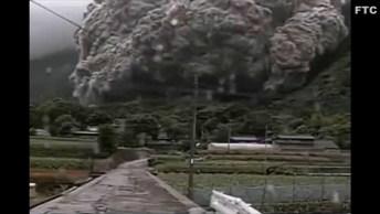 Vídeo Assustador Com Fenômenos Da Natureza Que São Devastadores!
