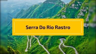 Vídeo Com A Serra Do Rio Rastro Santa Catarina-Brasil, Um Legar Lindíssimo!