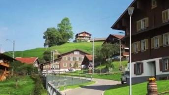 Vídeo Com Belíssimas Imagens Da Suíça, Um Dos Lugares Mais Belos Para Se Morar!