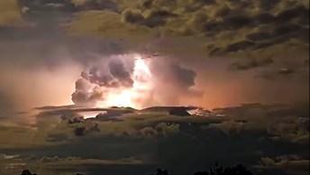 Vídeo Com Imagens Impressionantes De Tempestades, A Natureza É Feroz!