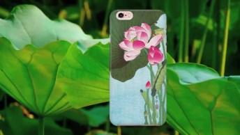 Vídeo Com Lidas Imagens Da Flor De Lótus, Uma Planta Com Vários Significados!
