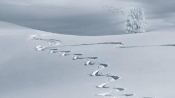 Vídeo Com Lindas Fotos Da Neve, Um Fenômeno Natural Lindíssimo!