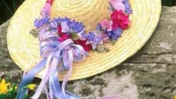 Vídeo Com Lindas Fotos De Flores De Nossa Fantástica Mãe Natureza!