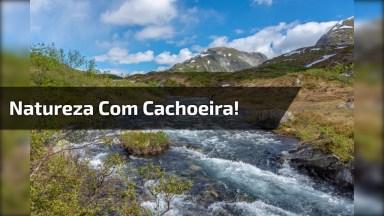 Vídeo Com Lindas Imagens Da Nossa Maravilhosa Natureza, Veja Estas Águas!