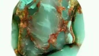 Vídeo Com Lindas Pedras Preciosas, Nossa Natureza É Fantástica!