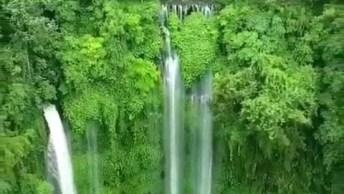 Vídeo Espetacular Mostrando A Obra Prima Que É A Natureza, Confira!