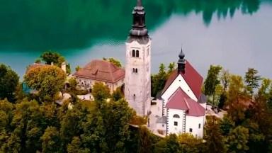 Vídeo Mostrando A Beleza Natural Da Eslovénia, Veja Que Lugar Lindo!