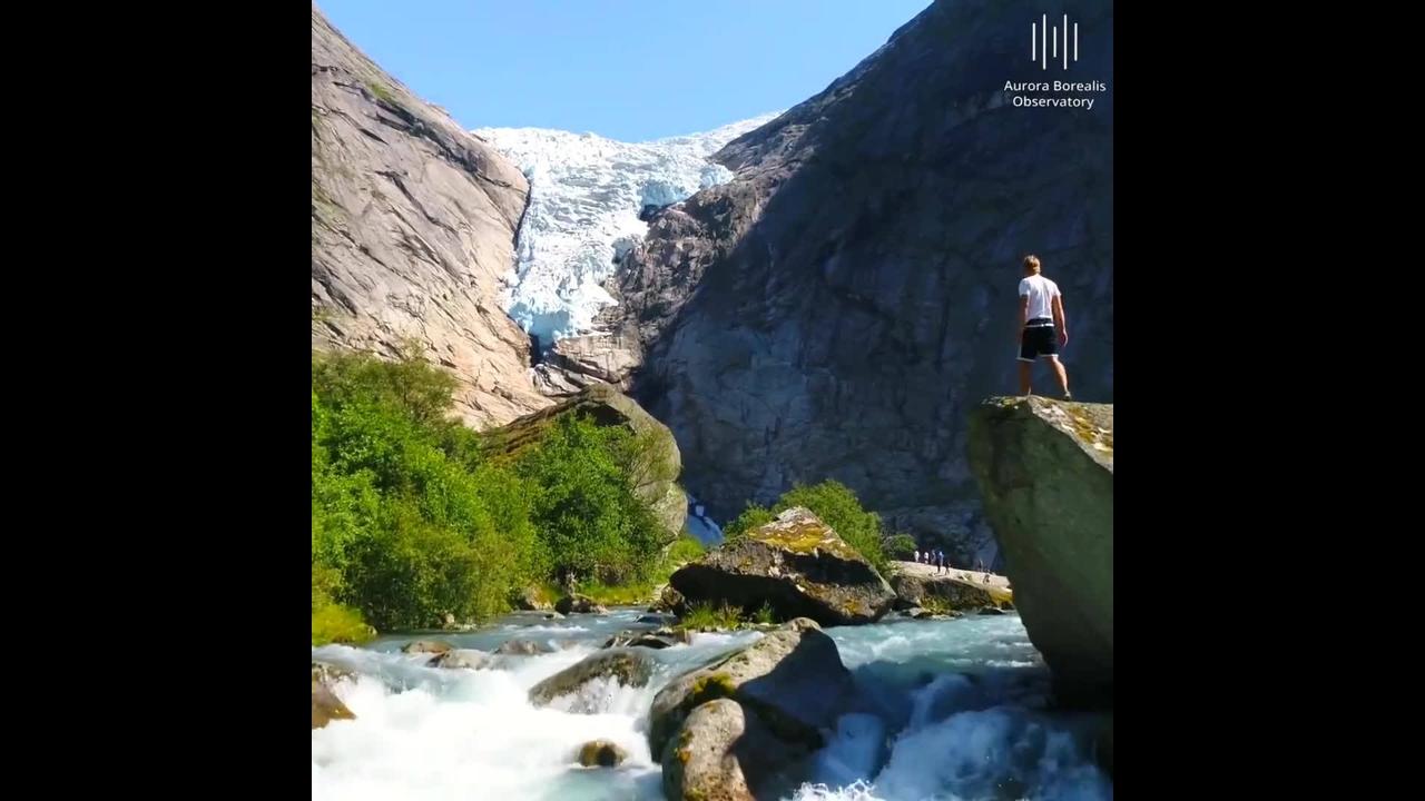 Vídeo mostrando a incrível Noruega