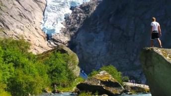 Vídeo Mostrando A Incrível Noruega, Este Lugar É O Paraíso Na Terra!