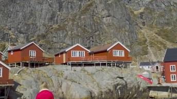 Vídeo Mostrando As Belezas Da Noruega Um Lugar Cercado Por Natureza!