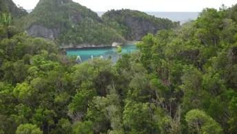 Vídeo Mostrando As Belezas Naturais Da Indonésia, Olha Só Que Espetáculo!