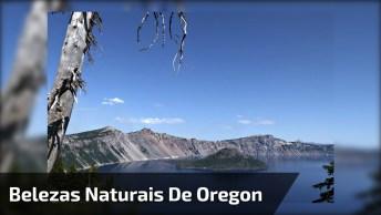 Vídeo Mostrando As Belezas Naturais De Oregon, Veja Que Lindo!
