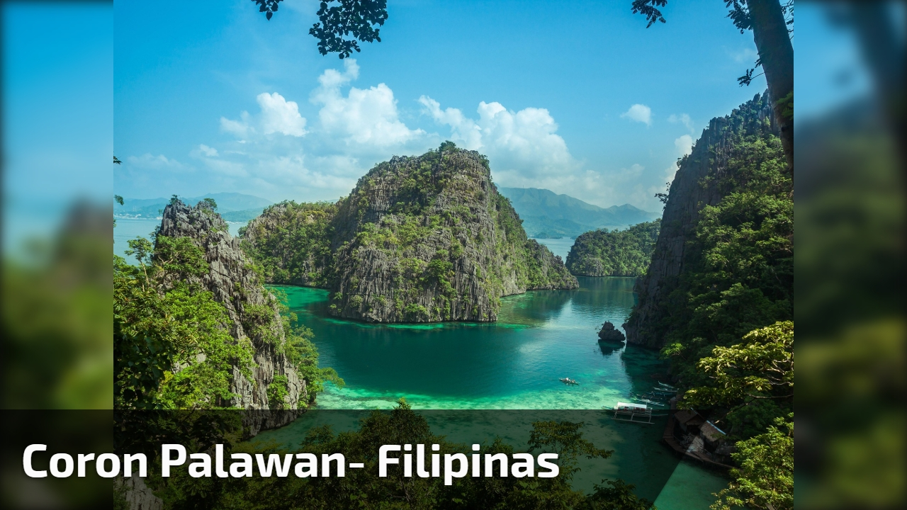 Coron Palawan- Filipinas