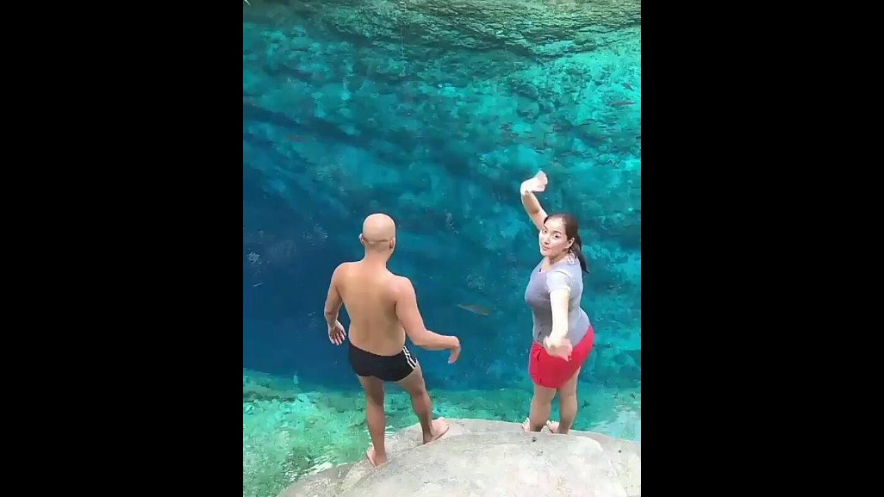 Vídeo mostrando lugar maravilhoso