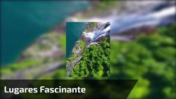 Vídeo Mostrando Lugares Maravilhosos De Nossa Fascinante Natureza!