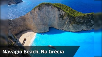 Vídeo Mostrando Pedacinho Da Grécia, Olha Só Que Lugar Lindo!