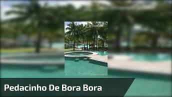 Vídeo Mostrando Pedacinho De Bora Bora, Um Paraíso Na Terra!