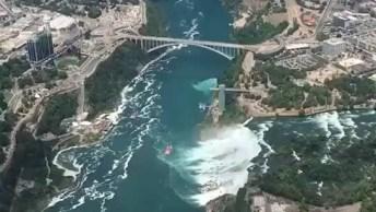 Vídeo Mostrando Rio De Cima, Veja Que Imagens Mais Incríveis!