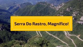 Vídeo Mostrando Serra Do Rastro Que Se Encontra Em Santa Catarina!