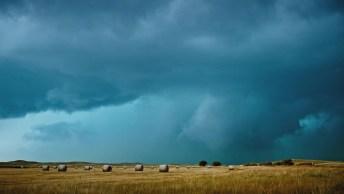 Vídeo Mostrando Tempestades Impressionante, Veja A Força Da Natureza!