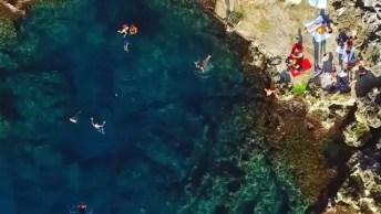 Vídeo Mostrando Um Pedacinho Capri-Itália, Simplesmente Magnifico Este Lugar!