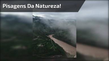 Vídeo Mostrando Um Pedacinho De Kashmir Um Lugar Cheio De Natureza!