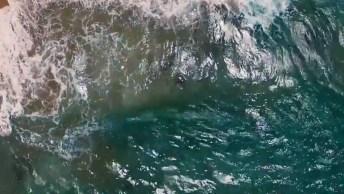 Vídeo Mostrando Um Pedacinho Do Paraíso Natural Do Hawaii, Vale A Pena Conferir!