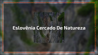 Vídeo Mostrando Um Pouquinho Da Eslovênia Um Lugar Cercado De Natureza!