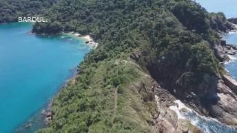 Você Conhece A Ilha Das Couves Que Fica Em Ubatuba? Veja As Imagens!