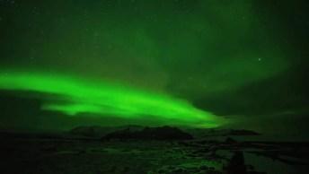 Você Já Ouviu Falar Da Aurora Boreal? Veja Um Pouquinho Deste Fenômeno!