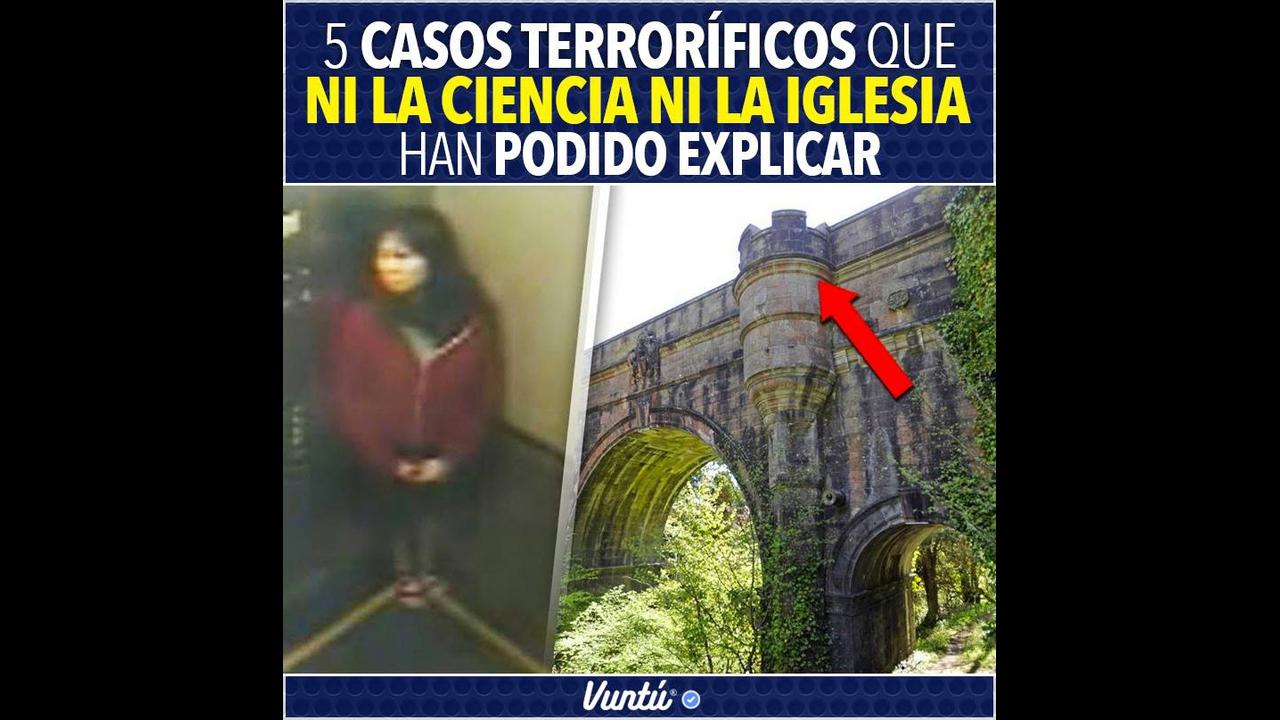 5 Casos de Terror que a ciência não consegue explicar
