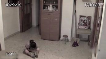 5 Filmagens Que Irão Te Tirar O Sono De Medo, A Numero 3 É A Mais Assustadora!