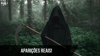 Aparições Reais Ou Apenas Montagens, As Imagens A Seguir Causam Muito Medo!