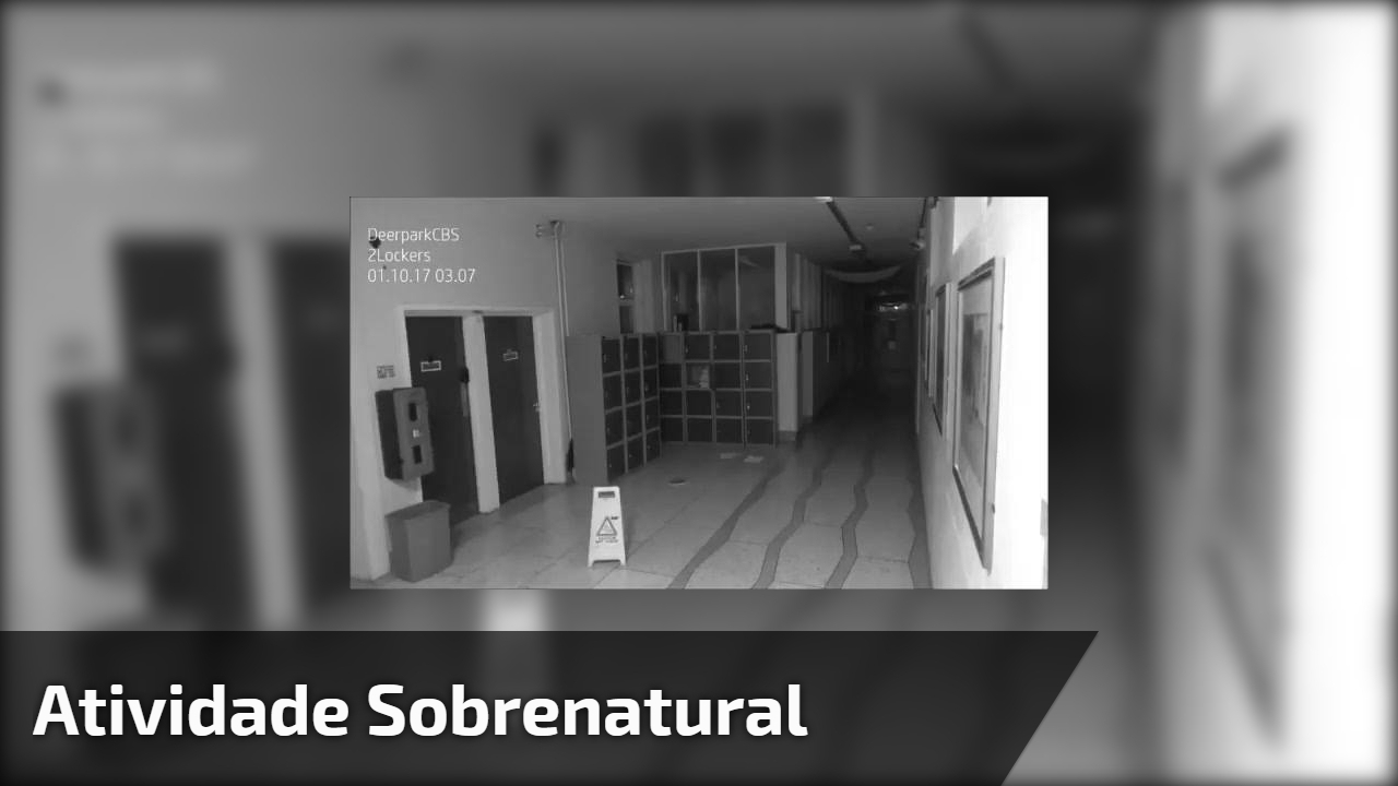 Atividade sobrenatural