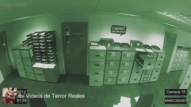 Câmeras De Segurança De Uma Empresa Captam Atividades Paranormais!