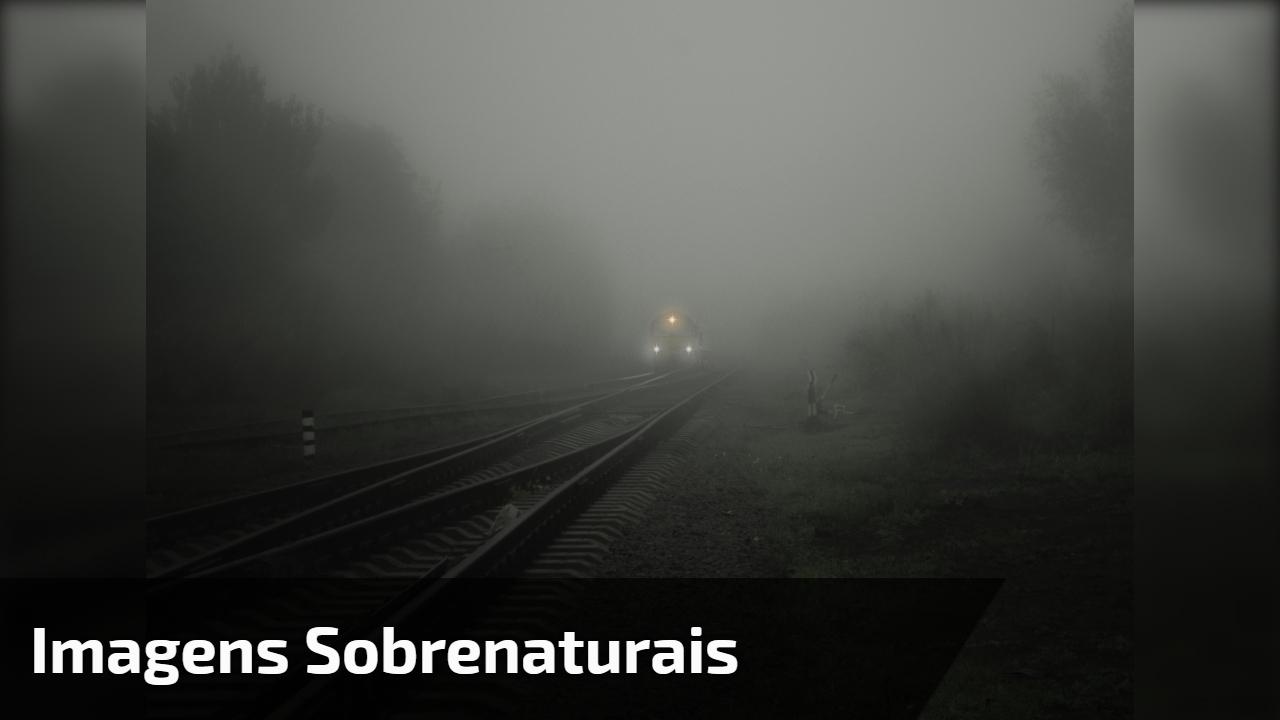 Imagens sobrenaturais