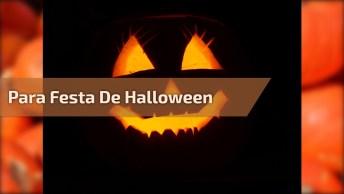 Decoração Assustadora Para Festa De Halloween, Para Afastar Medrosos!