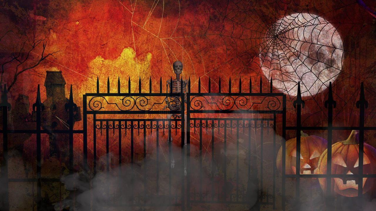 Feliz Halloween! Comemore o Halloween com os amigos e familiares