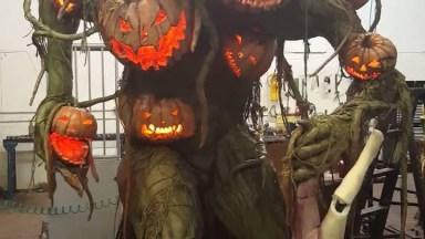 Halloween Chegando E Olha Só Este Monstro Para Apavorar Qualquer Um!