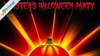 Halloween É Uma Data Muito Divertida E Assustadora! Não Deixe De Comemorar!