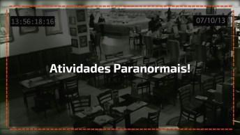 Melhores Vídeos Da Internet De Atividades Paranormais Gravadas!