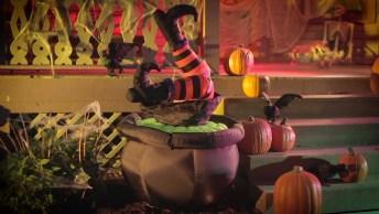 Mensagem De Feliz Halloween Para Os Amigos! Feliz Dia Das Bruxas!