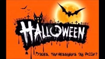 O Halloween Esta Chegndo Que Tal Enviar Este Vídeo De Terror Para Os Amigos!