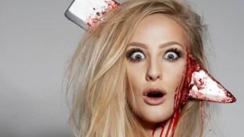 Os Tutorial Com As Maquiagens Mais Assustadoras Que Existem, Confira!