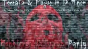 Para Todos Os Fãs Do Halloween Que Tal Esse Vídeo Aterrorizante!