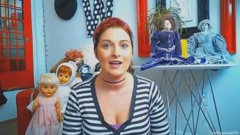 Vídeo Assustador Com Brinquedos Que Se Mexeram Sozinhos, Confira!!!
